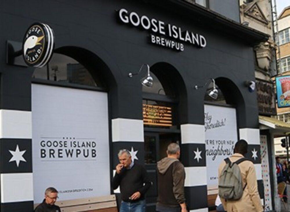Goose Island BrewPub – Cellar Lift – Pub