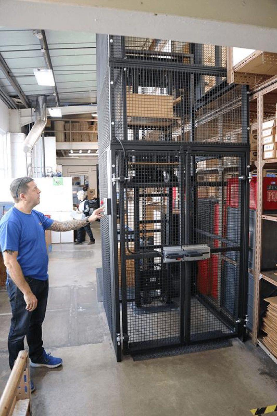 Lifting equipment used under LOLER