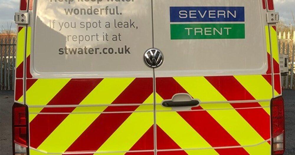 Severn Trent Swinglift Crane – Van
