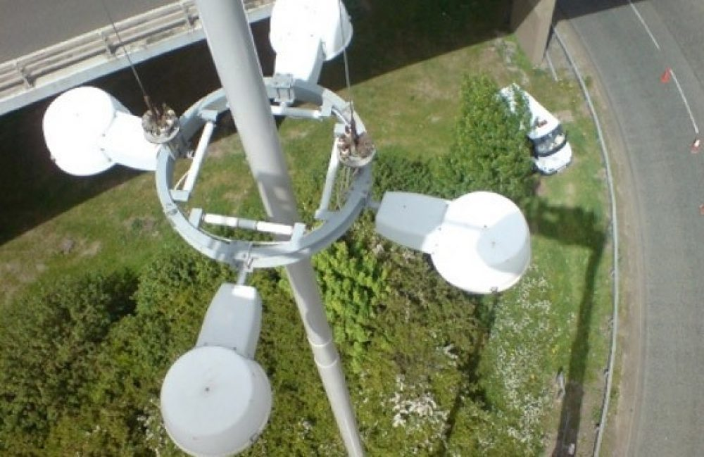 High Mast Winch System