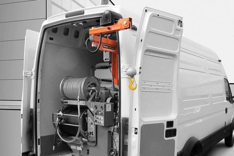 KJ250/1 Van Type