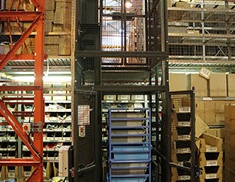 MezzLight- 250kg Goods Lift (Installed By Penny Hydraulics) Category Image