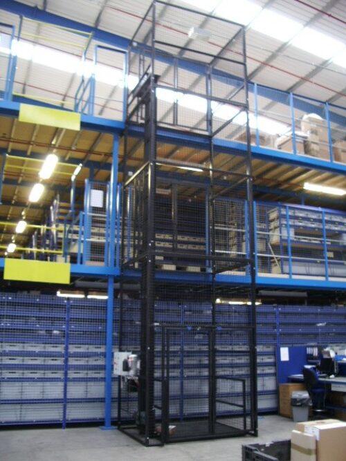MezLight 250kg Goods Lift