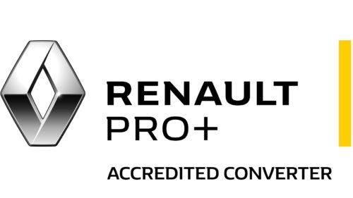 Renault Approved Converter Logo