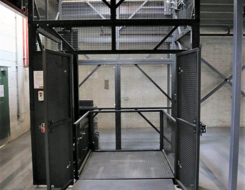 MezzHD- 1000kg Goods Lift (Installed By Penny Hydraulics) Category Image
